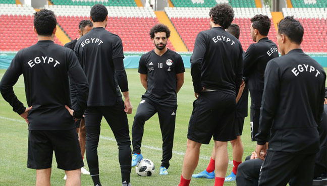 Hector Cuper: Salah injury not reason for Egypt struggles