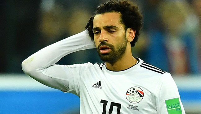 Mohamed Salah in starting line-up for Egypt v Russian Federation: team
