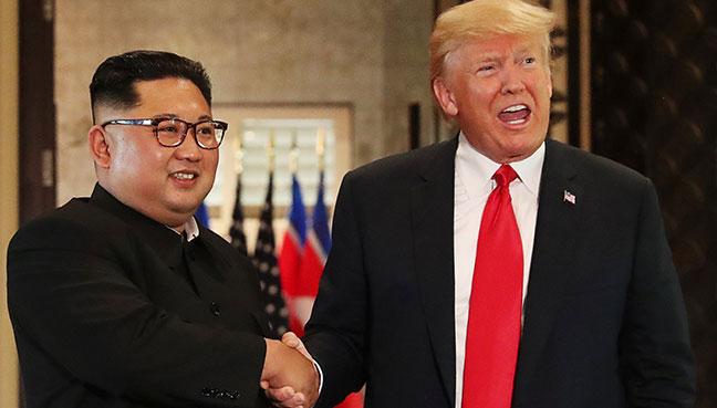 No sanctions relief before North Korea denuclearizes:The Asahi Shimbun