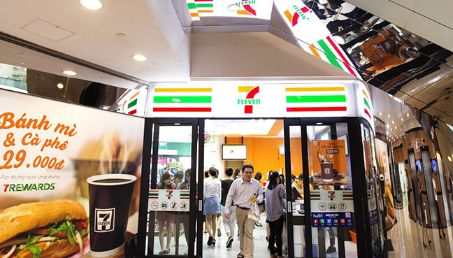 7 Eleven Arrives In Vietnam Aiming For 100 Stores In Three Years