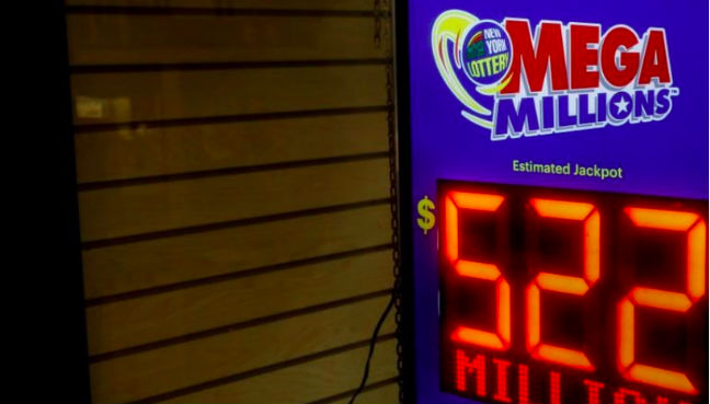 Winning Mega Millions ticket for $522M sold in liquor store