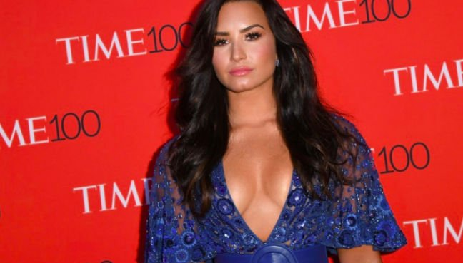 Demi Lovato Reportedly Hospitalized for Possible Overdose