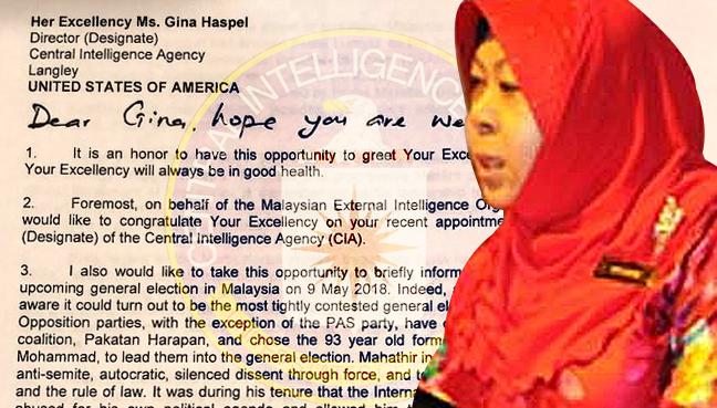 Cia intelligence officer