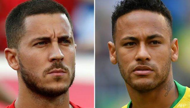 Belgium fancy their chances up front against Brazil in quarterfinal