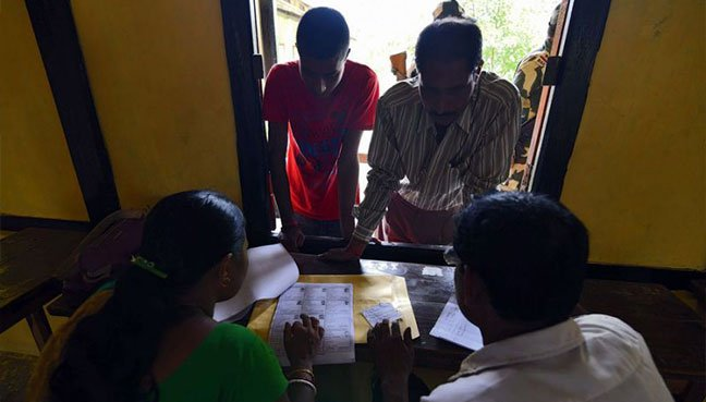 Complete Draft NRC released in Assam