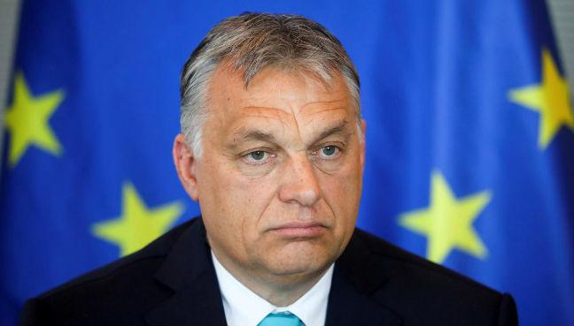 Hungary's PM Viktor Orban attacks the EU