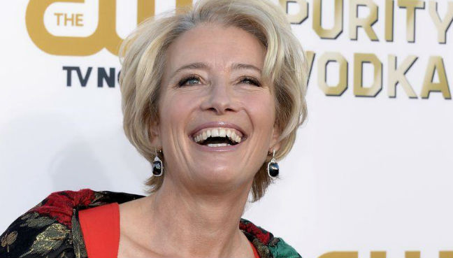 Emma Thompson reprises 'Men in Black' role for spin-off