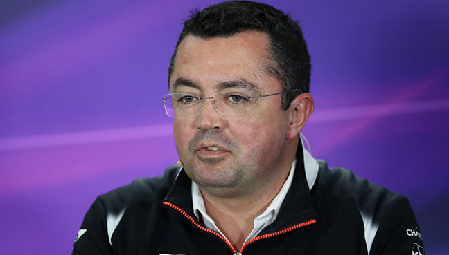 Under-fire Boullier resigns as McLaren chief
