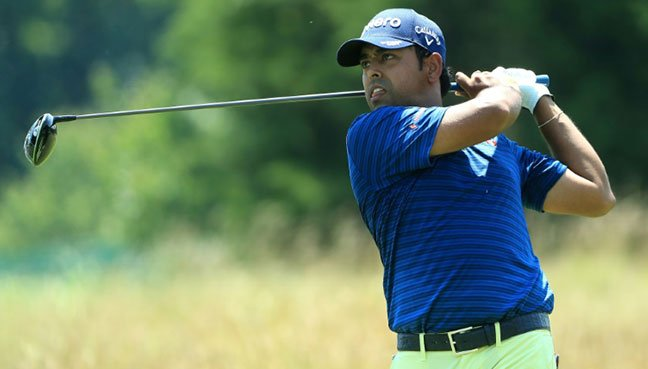 Kraft holds narrow lead at Greenbrier