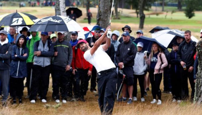 The Open: Why Tiger Woods is battling HISTORY to win at Carnoustie