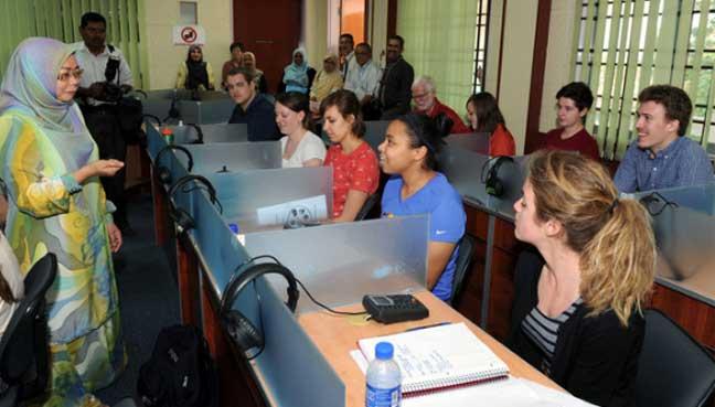 pelajar asing selesa dengan kepelbagaian malaysia free malaysia today