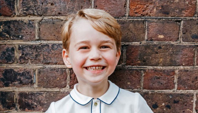 Please Enjoy This Fifth Birthday Photo Of Your Future Ruler Prince George