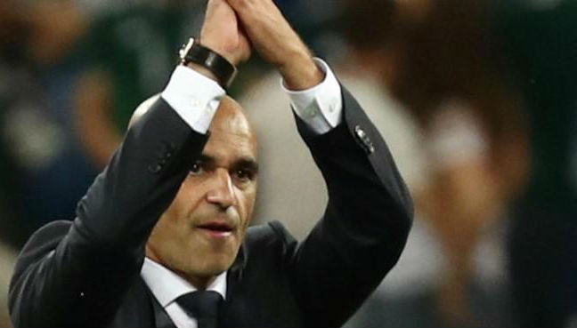 Playing 'favourites' Brazil a dream for Belgium, says Roberto Martinez