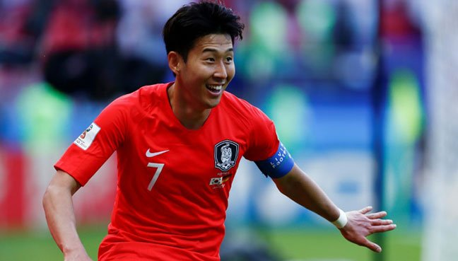 Son Heung-min agrees new five-year deal with Tottenham
