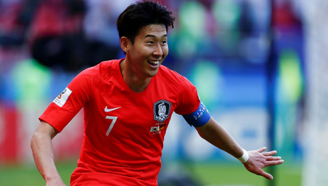 Son Heung-min signs new five-year Tottenham Hotspur contract