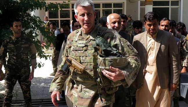 US not ready to negotiate directly with Taliban