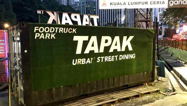 Tapak Food Truck Putrajaya