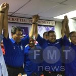 PAS: We are staying out of Sungai Kandis so BN can win