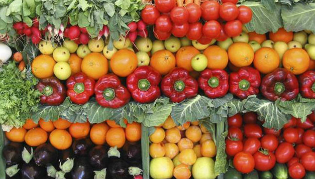 Eating 5 5 portions of fruit and veg a day may lower risks