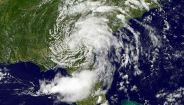 Hurricane Beryl loses some strength, now with 75 miles per hour  winds
