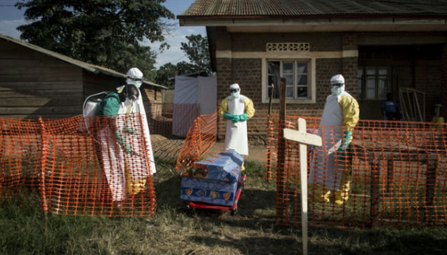 Child victims of DR Congo Ebola outbreak need 'special care'