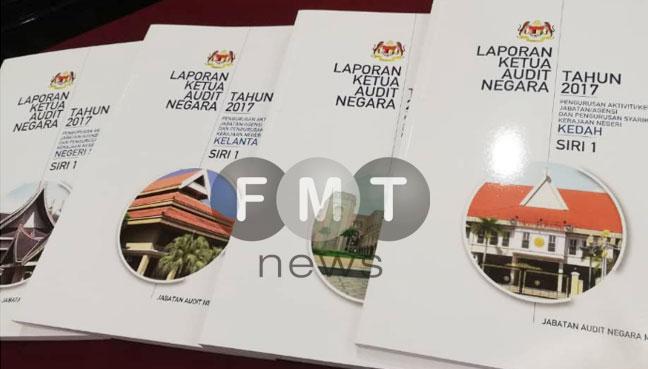 Laporan Audit Bazir Rm61 Juta Bina 2 Marina Tak Beroperasi Free Malaysia Today Fmt
