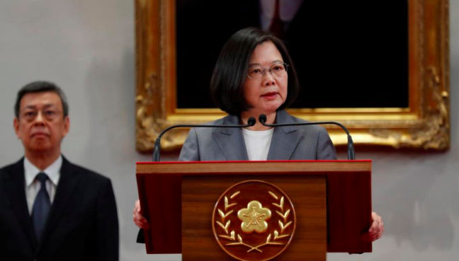 El Salvador drops Taiwan for China