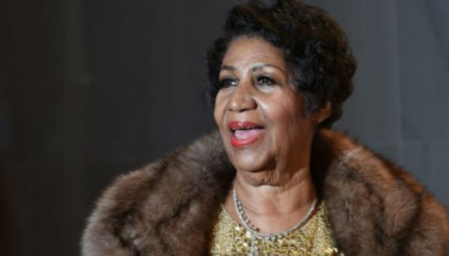 Aretha Franklin's music rise on charts following her death