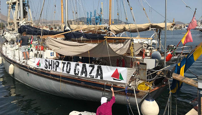 Israel intercepts second Gaza-bound activist boat, Middle East News & Top Stories