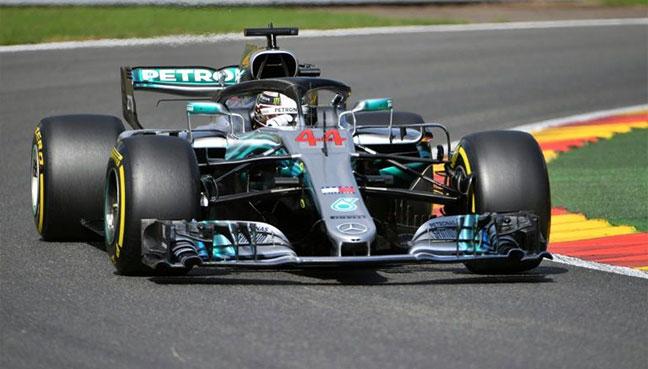 Vettel denies Hamilton a third consecutive victory in Belgium