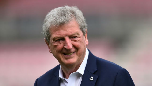 Roy Hodgson was rewarded a one-year extension to his present contract for retaining Crystal Palace's Premier League status