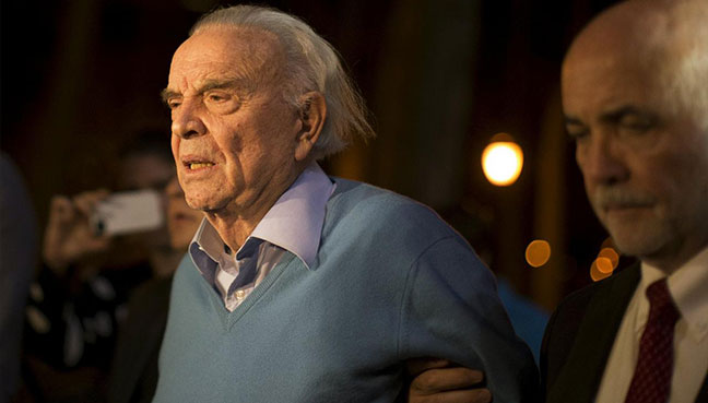 Former Brazil federation president Jose Maria Marin given four-year jail term