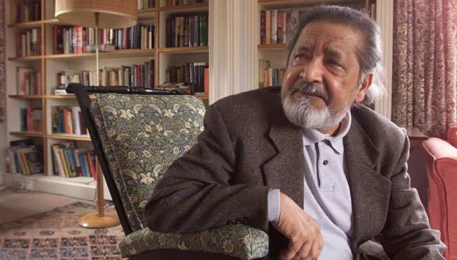Geordie Greig: VS Naipaul died peacefully after reading Tennyson