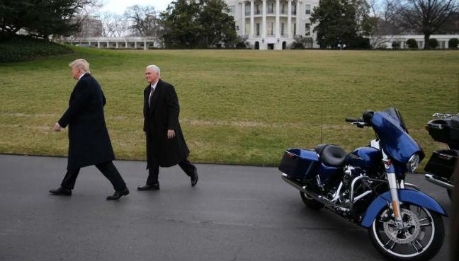 Harley Davidson: Trump Backs Boycott Of Harley Davidson In Steel Tariff