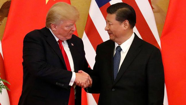 China hits back at USA  with $60bn tariff threat