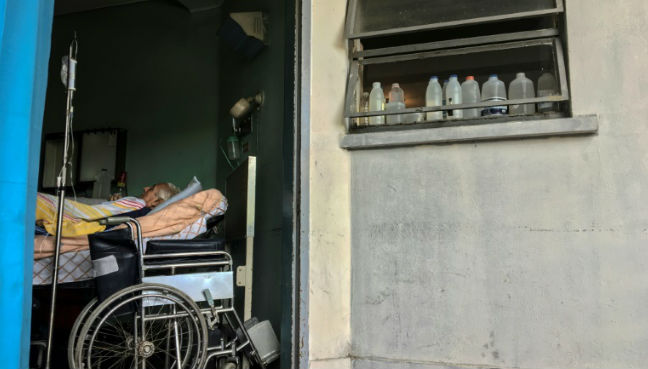 In Venezuela's hospitals, eat at your own risk | Free