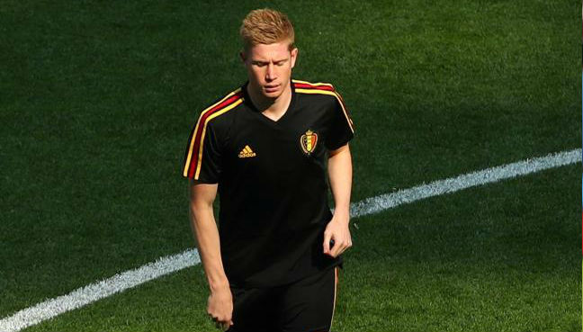 Man City can cope with injured De Bruyne's absence, says