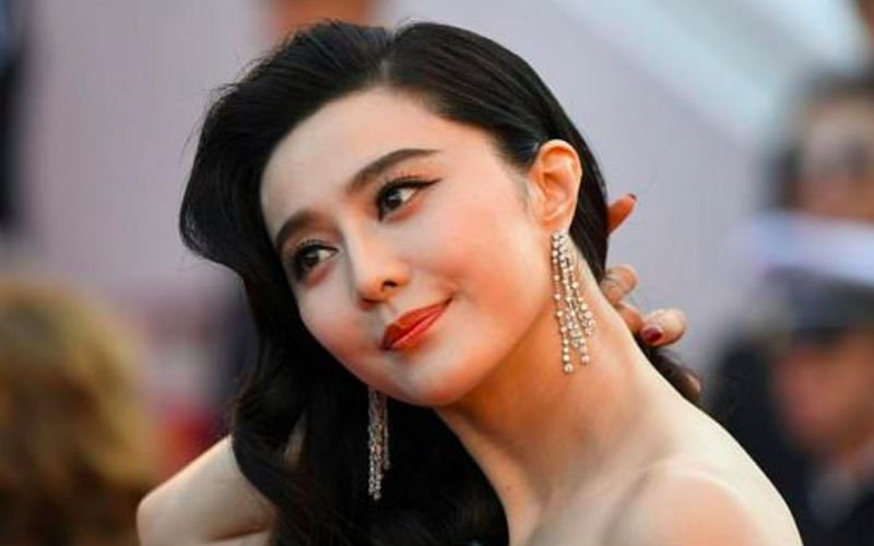 Fan Bingbing has not been seen in public since July following claims of tax evasion