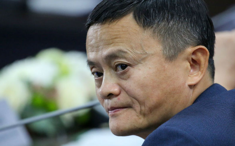 Alibaba's Jack Ma says US-China tariff war could last 2 decades