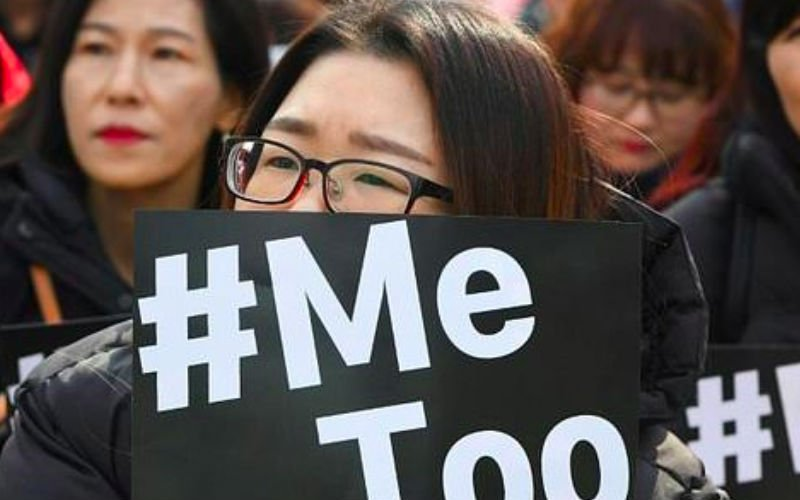 In nod to #MeToo, China codifies sexual harassment by law