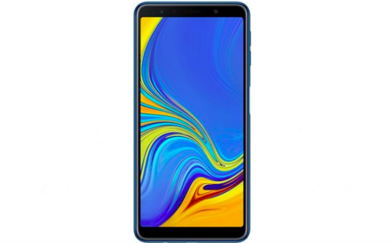 Samsung Launches Galaxy A7 With Triple Camera Setup: Specifications