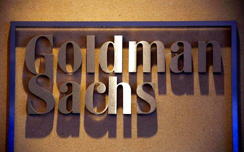 Dow Jones Gets Huge Boost: Goldman Sachs Soars 9%