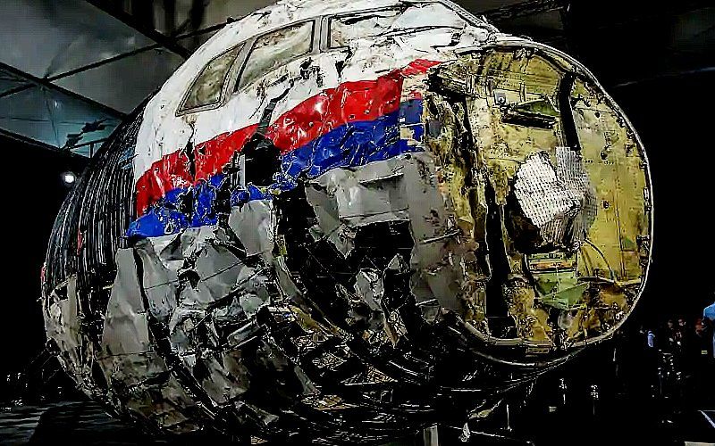 Russia: Missile that shot down flight MH17 was Ukrainian