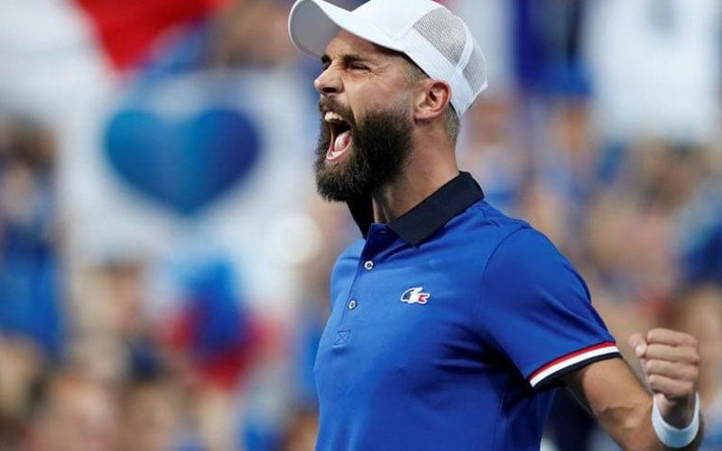 Paire, Hurkacz reach Winston-Salem Open final