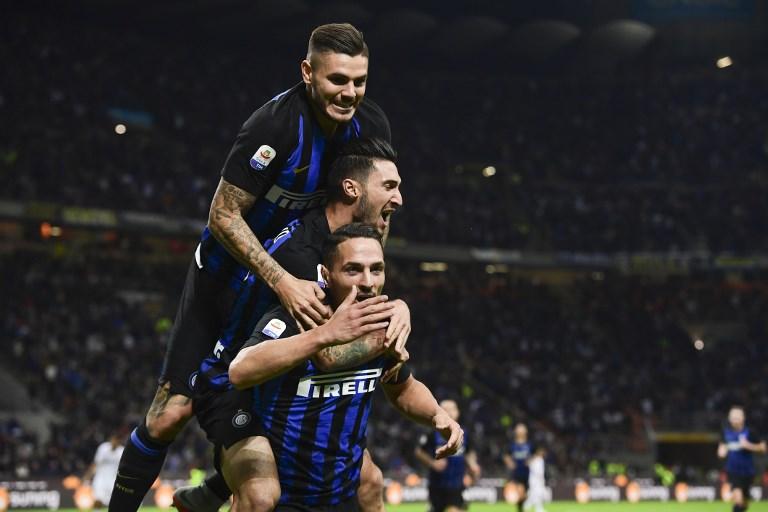 inter milan survive second half lapse to beat fiorentina free