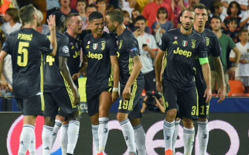 Ronaldo scores as Juventus maintain flawless  start