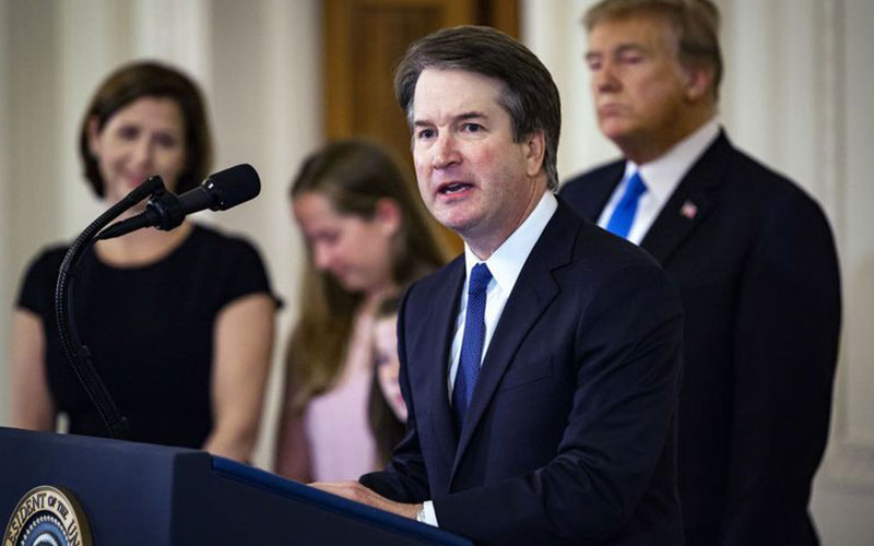 American Bar Association Said FBI Investigation Should Come Before A Kavanaugh Vote