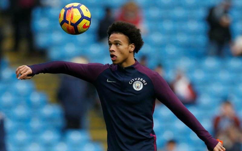 ed37533d3f Leroy sané left the germany squad because of the birth of his daughter  reuters pic jpg