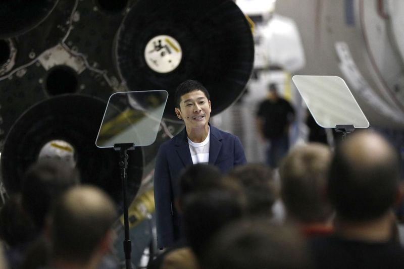Yusaku Maezawa will be SpaceX's first tourist to the Moon in 2023