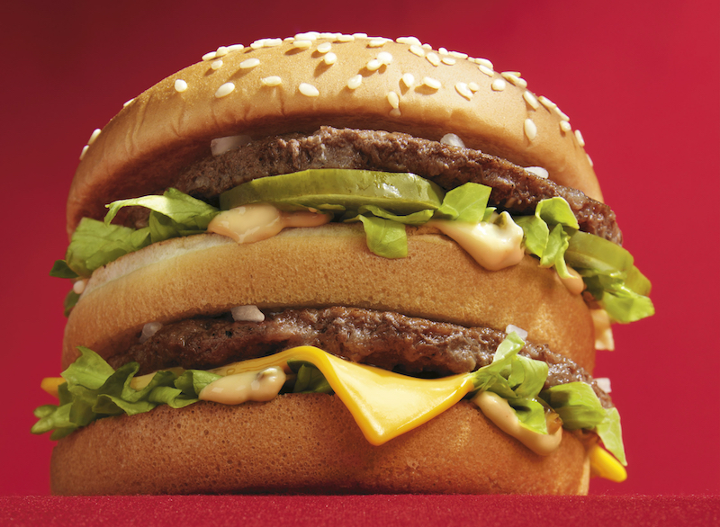 McDonald's Is Changing The Big Mac In Canada